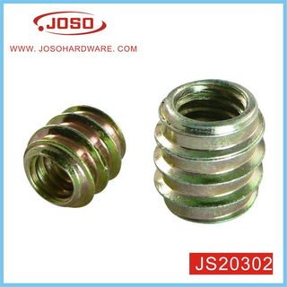 Different Size Furniture Fitting Accessories of Insert Nut