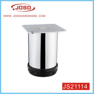 Customized Height Round Adjustable Furniture Leg for Table