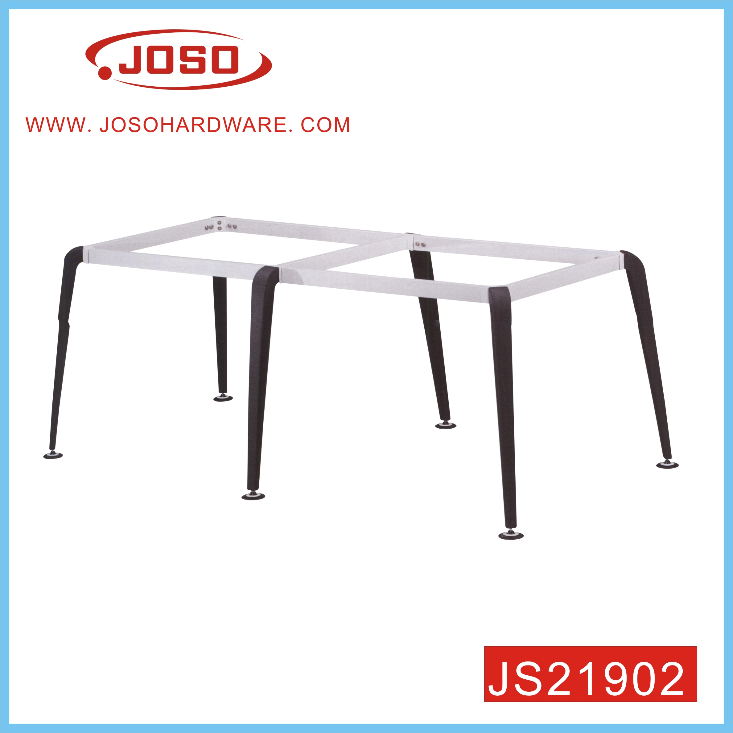 Customized Metal Table Leg for Dining Room
