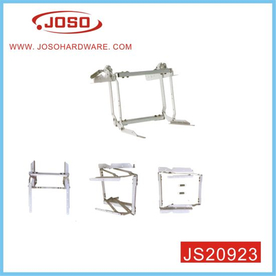 White Steel Table Lifting Frame for Office