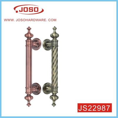 Furniture Zinc Alloy European Door Handle for Wooden Door