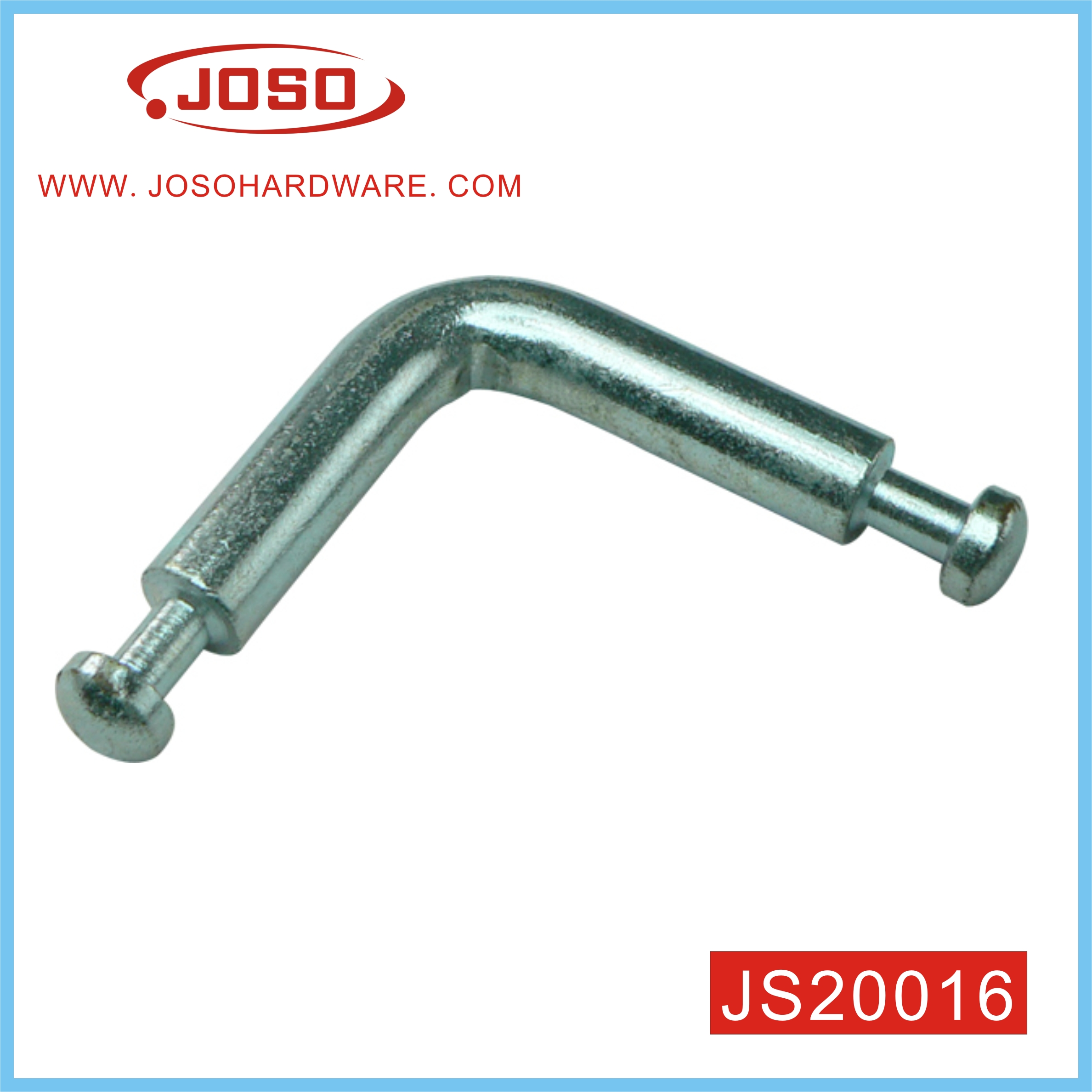 L Shape Doduble Head Dowel For Furniture