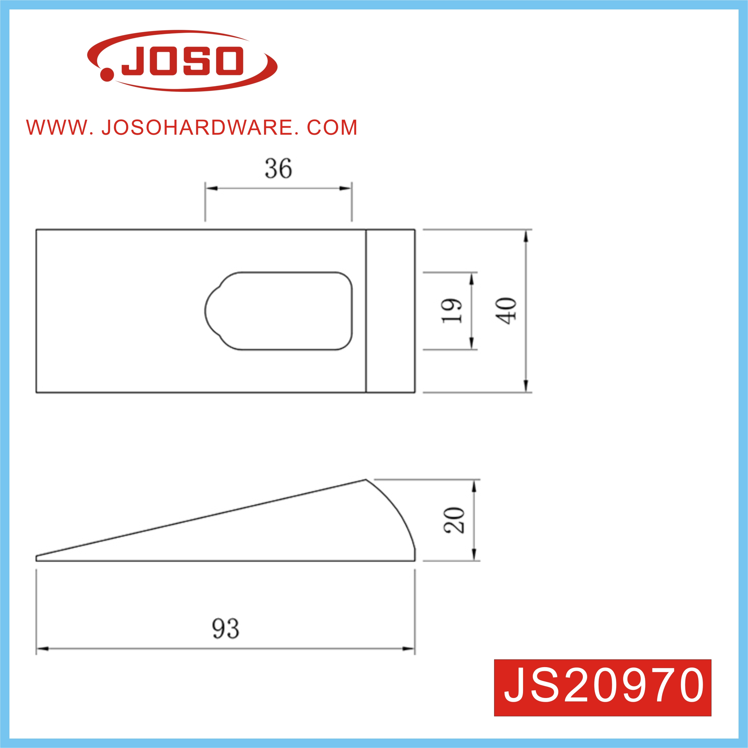 Zinc Alloy Wardrobe Rail Support For Furniture Fitting
