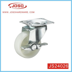 Popular Plastic Caster Wheel for Desk