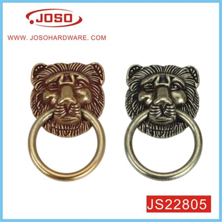 Copper Plated Zinc Alloy Handle for Wardrobe