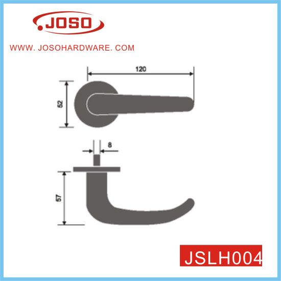 Popular Door Accessories of Furniture Handle for Door