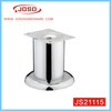 Steel Chrome Plated in Different Color Furniture Leg for Sofa