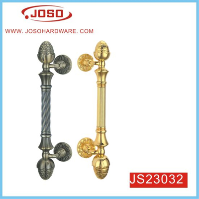 Builder Hardware of Zinc Alloy Handle for Door