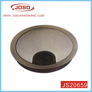 Best Selling Zinc Alloy Wire Hole Cover for Computer Desk