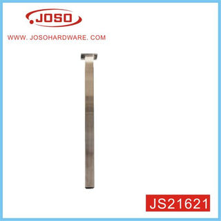 Steady Square Base Metal Furniture Leg for Table