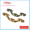 Gold or Antique Brass Cupboard Drawer Handle for Cabinet