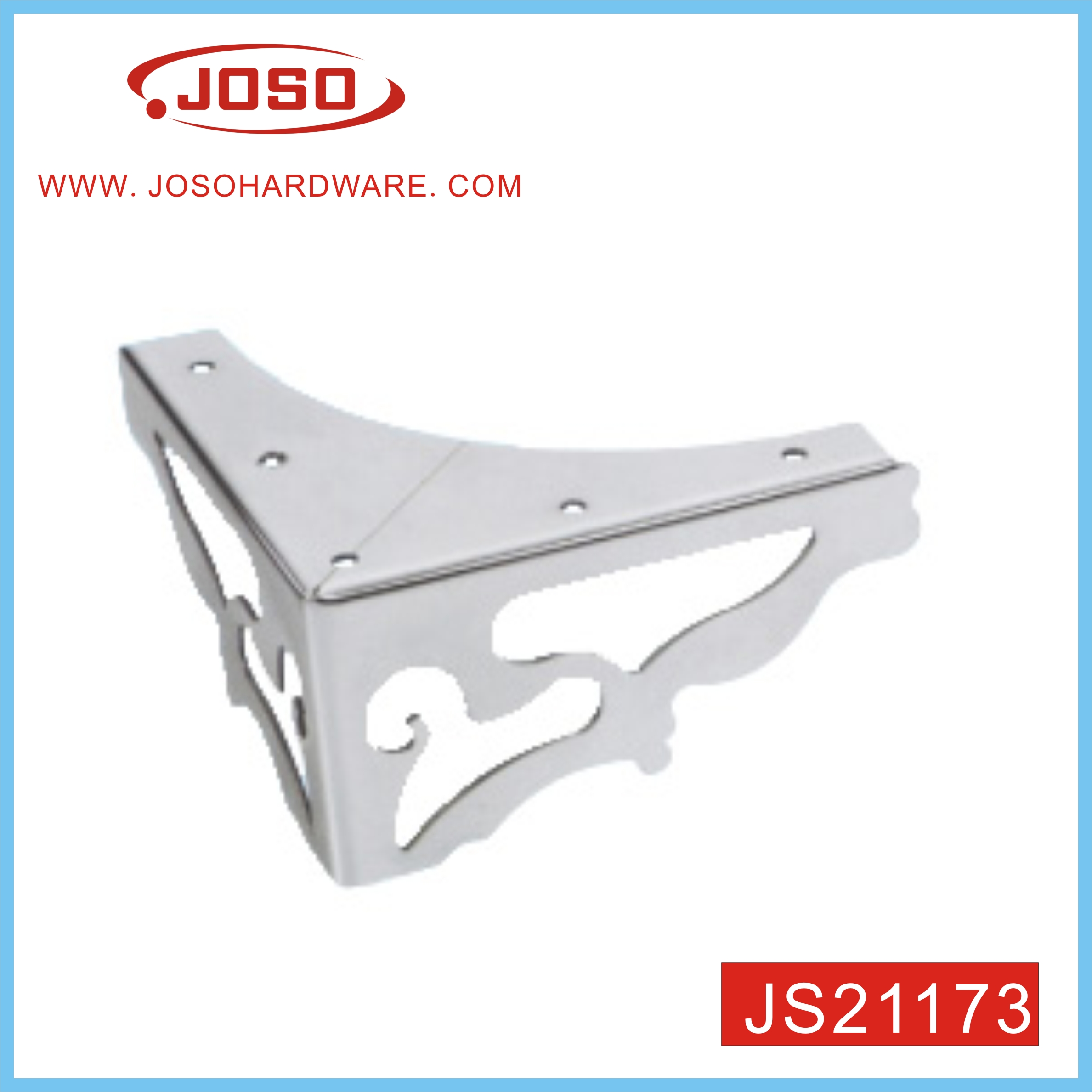L Shape High Quality Furniture Leg for Sofa
