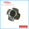 Zinc Plated Steel Tee Nut With Four Prongs