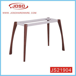 Wood Colour Office Hardware of Table Leg