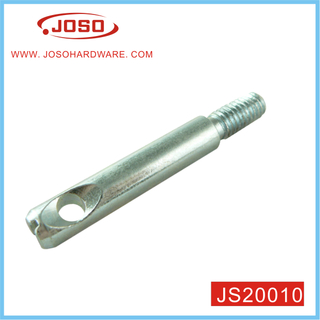 Steel Flat Shaft Of Hardware Accessories For Furniture