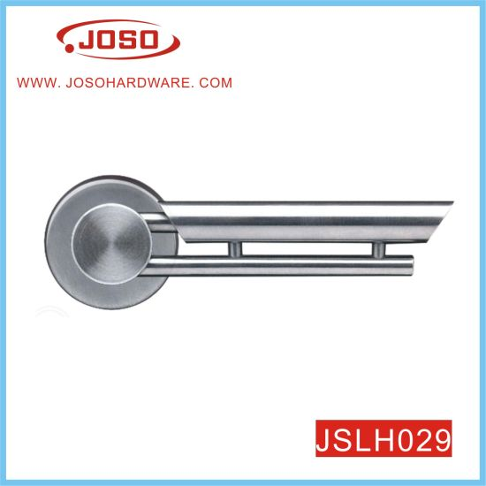 Grey Front Door Handle for Kitchen Door