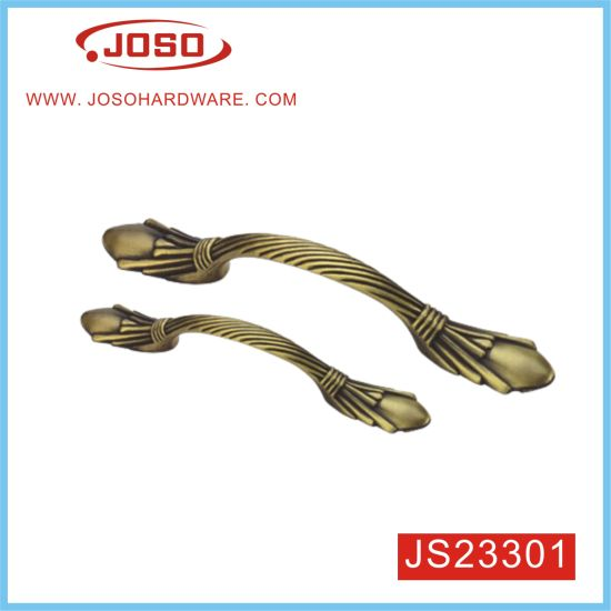 Classic Antique Brass Furniture Handle for Drawer