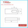 Hot Sell New Type Rectangle Wardrobe Rail Support for Household