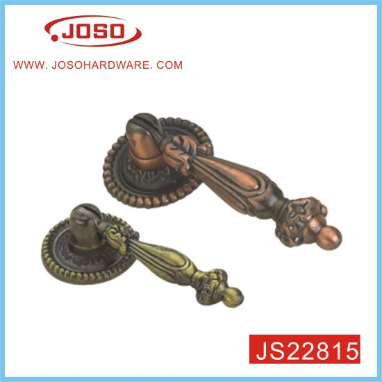 Popular Zinc Alloy Cabinet Handle for Living Room