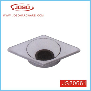 Zinc Alloy Wire Hole Cover for Desk