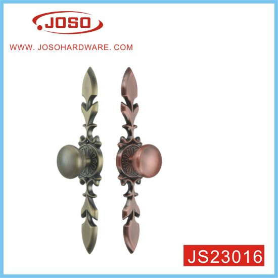 Olive Branch Shape Noble Elegant Door Handle for Kitchen Door