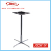 Square Top Metal Table Base for Restaurant