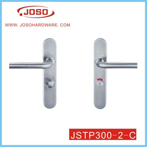 Modern Handle with Thumb Turn and Emergency Release for Door