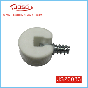 Plastic Furniture Cabinet Connector Fitting For Wardrobe