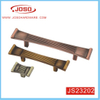 Crystal Antique Copper Rectangle Pull Handle for Kitchen Cabinet Wardrobe