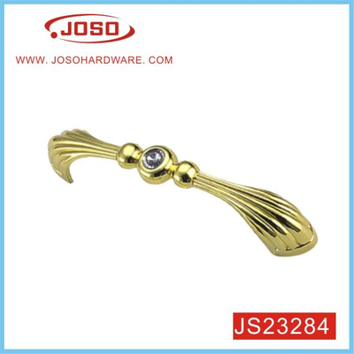 Wholesale Modern Golden Bow Style Furniture Handle for Wardrobe