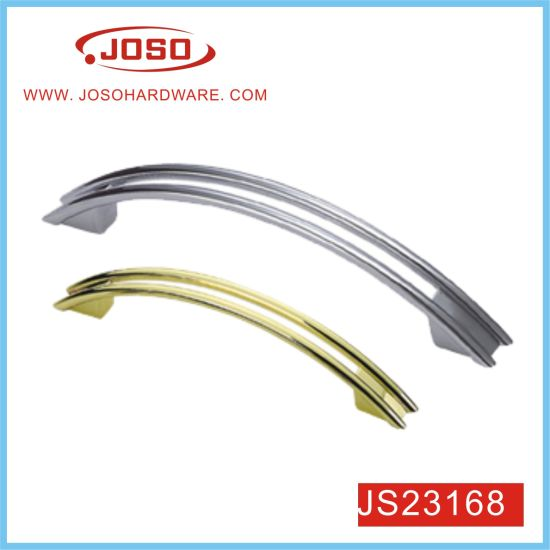 Bright Chrome Furniture Pull Handle of Furniture Hardware for Drawer